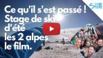 [vidéo] Stage de ski d'été en glacier
