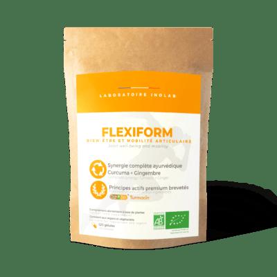 flexiform articulation douleurs