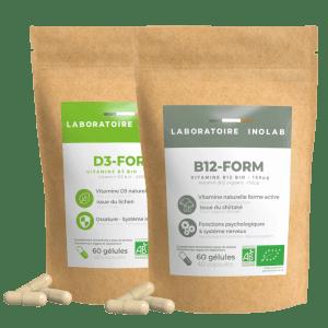 vitamine D3 + B12