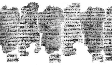 Il Papiro di Derveni