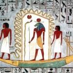Il chiasmo, il Chi-Ro, il labirinto e l'Occhio di Horus