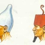 NELLA SIMBOLOGIA EGIZIA LA RELAZIONE TRA L'UMANO E IL DIVINO