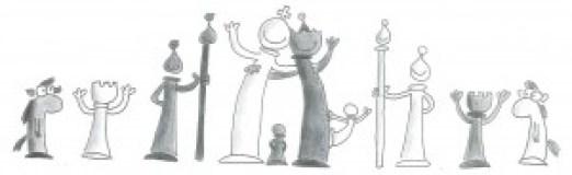 Disegno dell'alunna F. M. classe 5^B a.s. 2010-1011