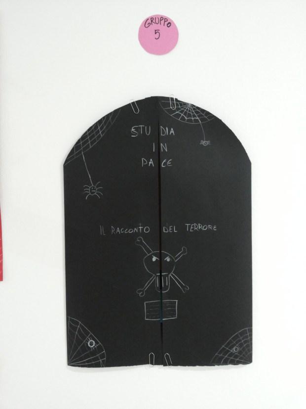 Gruppo 5: Lapbook a forma di lapide