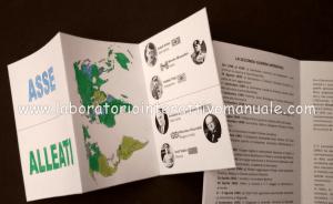 Minibook dedicato all'ASSE e agli ALLEATI
