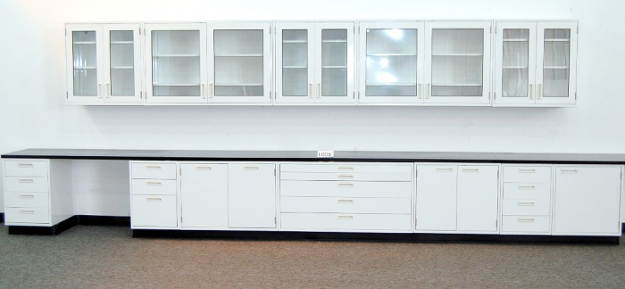 Hamilton Scientific Laboratory Cabinets  L006