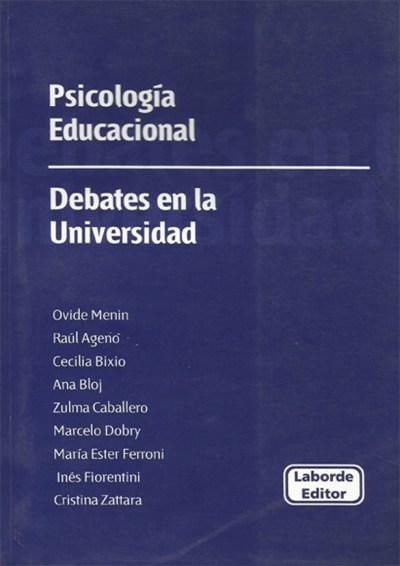 Psicología Educacional - Debates en la Universidad