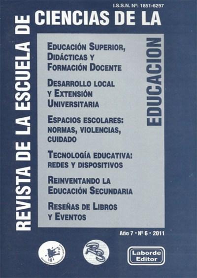 Revista de la Escuela de Ciencias de la Educación nº 6