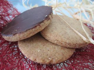 galletas chocolate