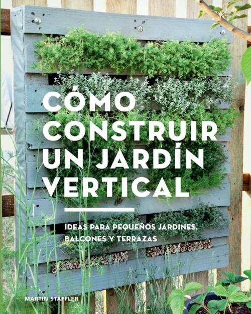 Portada libro jardin vertical