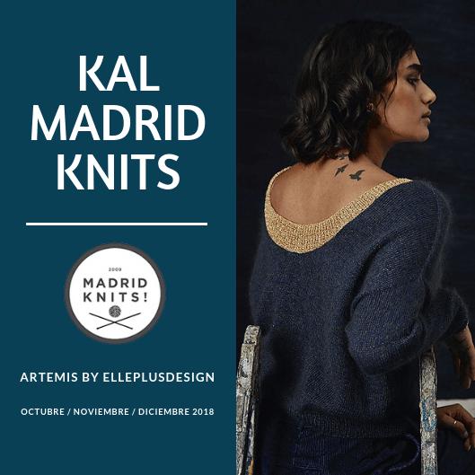 banner pequeño para kal madrid knits