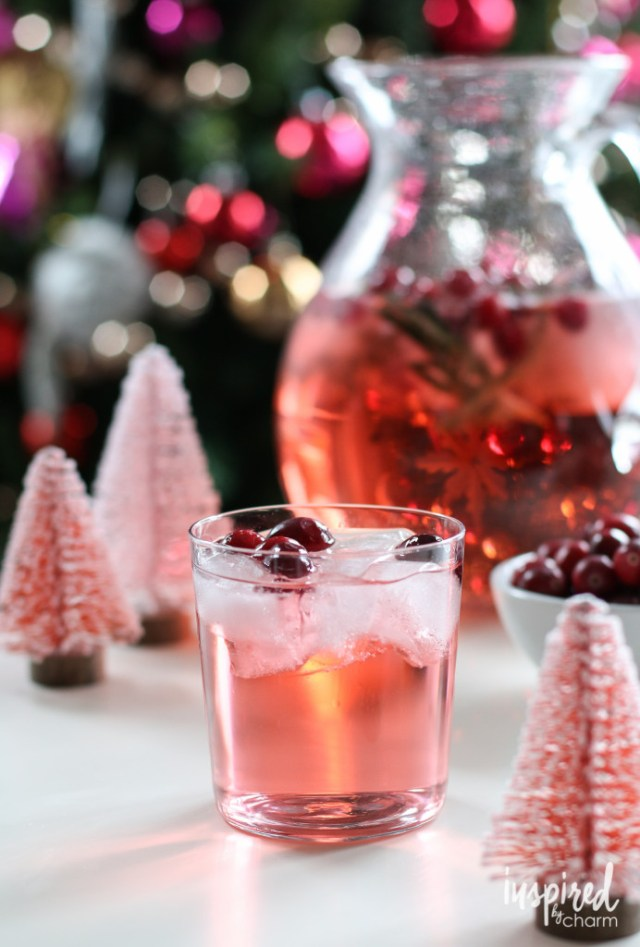 reyes magos Jingle Juice Holiday Punch by inspiredbycharm