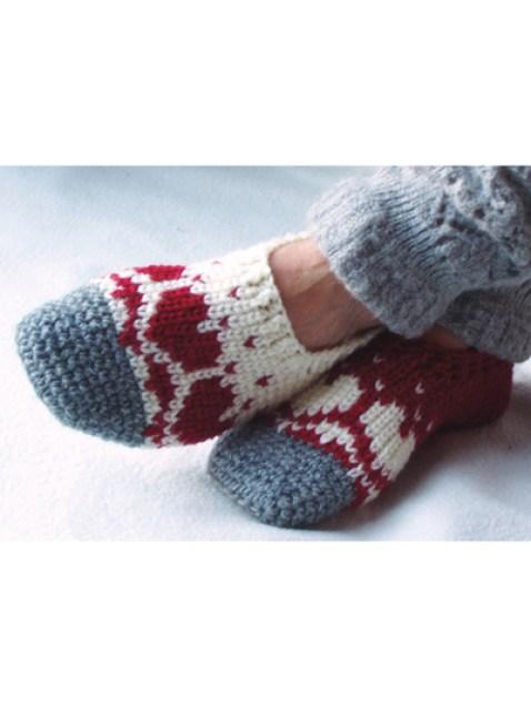 zapatillas crochet