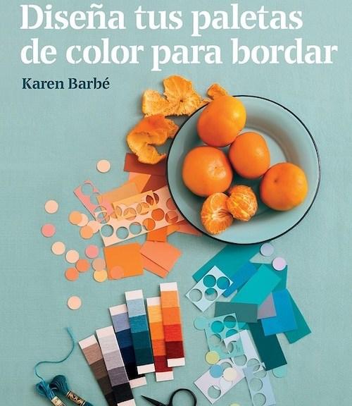 portada diseña tus paletas de colores para bordar