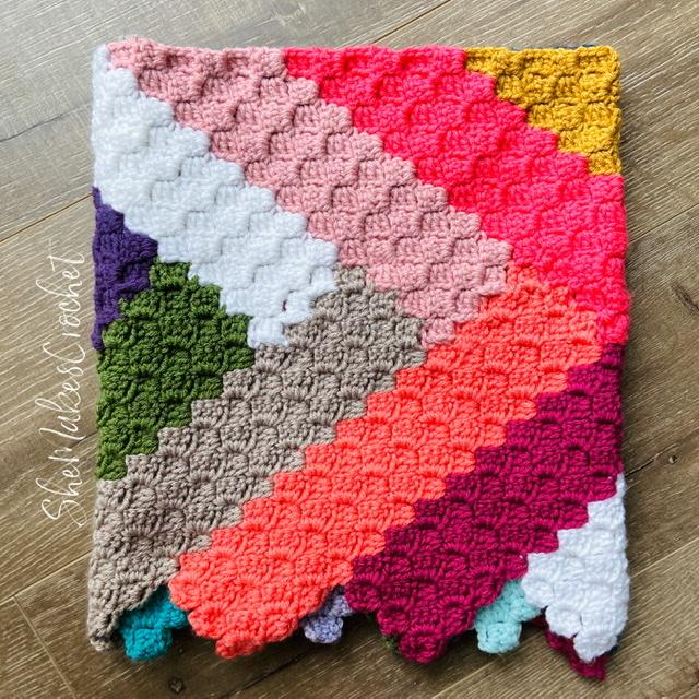 Tejer manta felix blanket