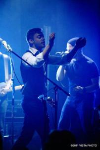 Avec Alexandre Désilets @ Cabaret du Mile-End 25/12/11