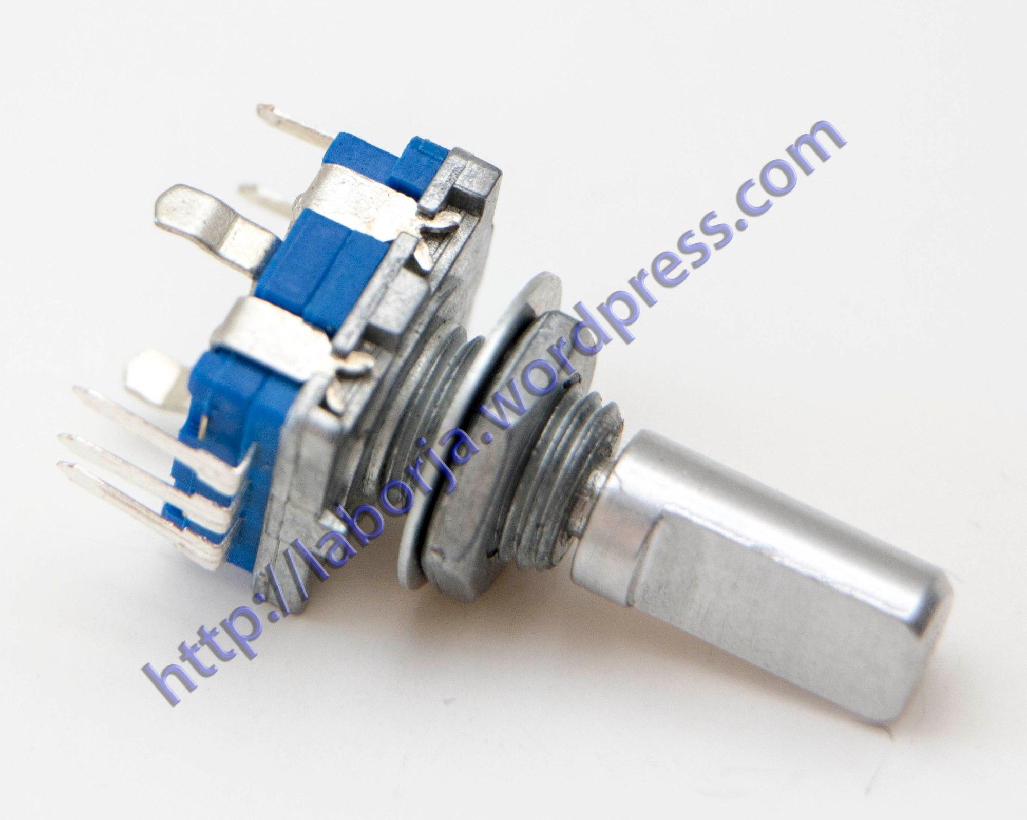 hight resolution of rotary encoder