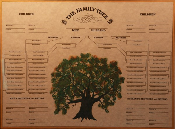 Family Tree Certificate Museum Store American Labor