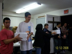 Feed the Homeless-Christmas 2008 (Dec 13, 08) 071
