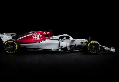 F1: Svelata l'Alfa Romeo-Sauber C37