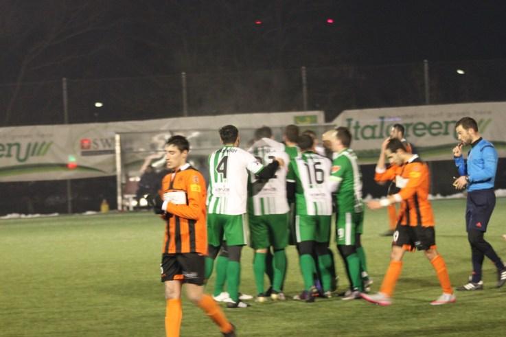 Esultanza FC Paradiso 2
