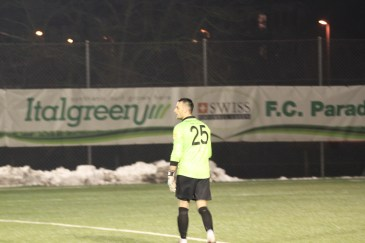 Lacaj Kristjan - FC Morbio