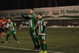 Luca Giunti e Alessandro Elia - FC Paradiso