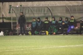 Panchina FC Paradiso