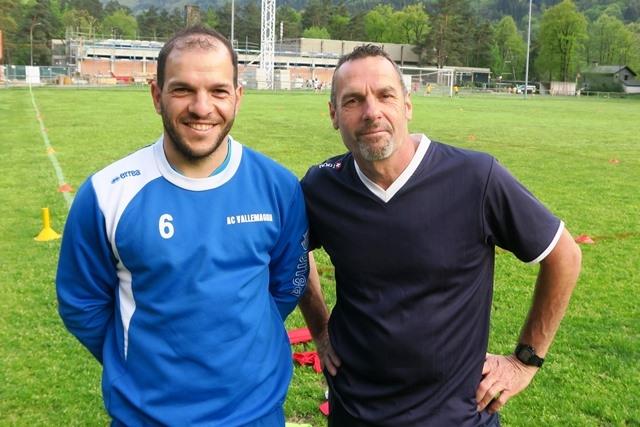 Vallemaggia: Marco Ruberto è il nuovo allenatore