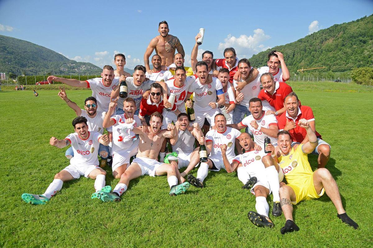 Coppa di Quinta: Agno e Villa Luganese finaliste!