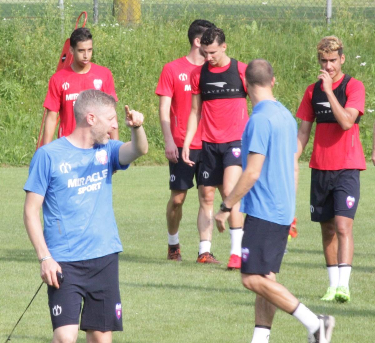 """Team Ticino e preparazione atletica, parla Mattia Bianchi: """"Il lavoro fisico è fondamentale"""""""