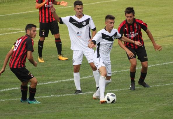 Lugano U21-Milan 2