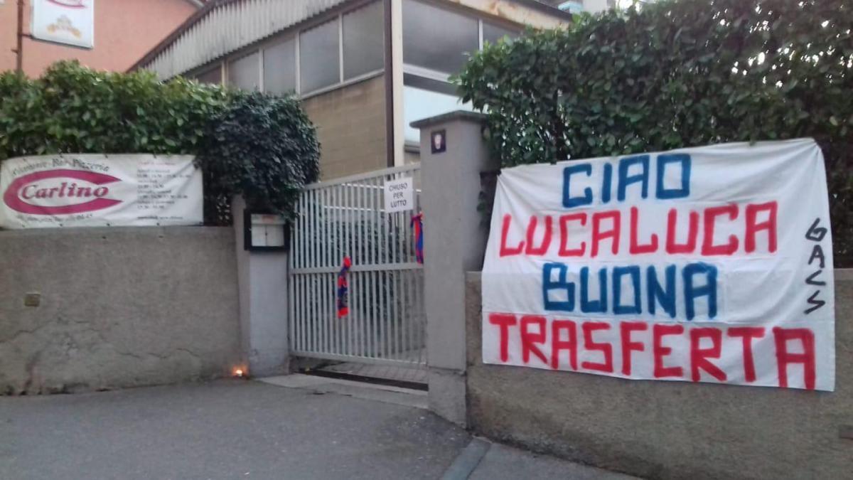 "Chiasso saluta ""Luca Luca"" e Ruggero Glaus"