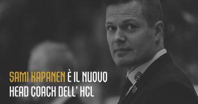 Hockey, Lugano ecco il nuovo allenatore: è Sami Kapanen