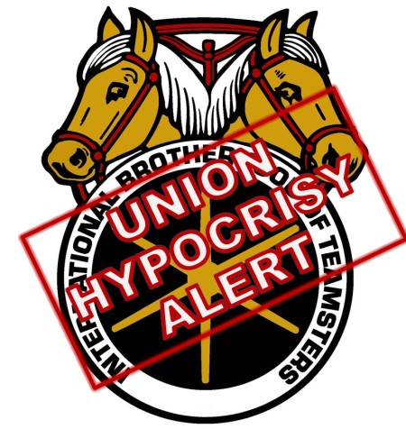 Teamsters Fire Employee Joining Union – National Institute
