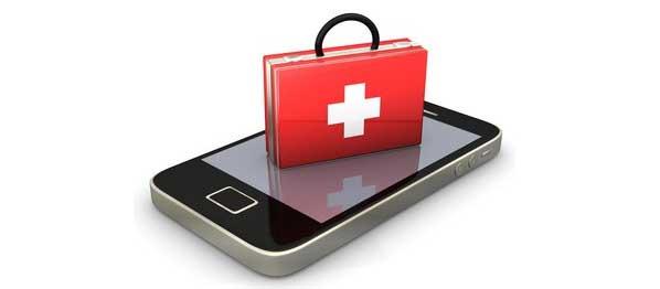 Aplicaciones de Salud para recordar la toma de medicamentos