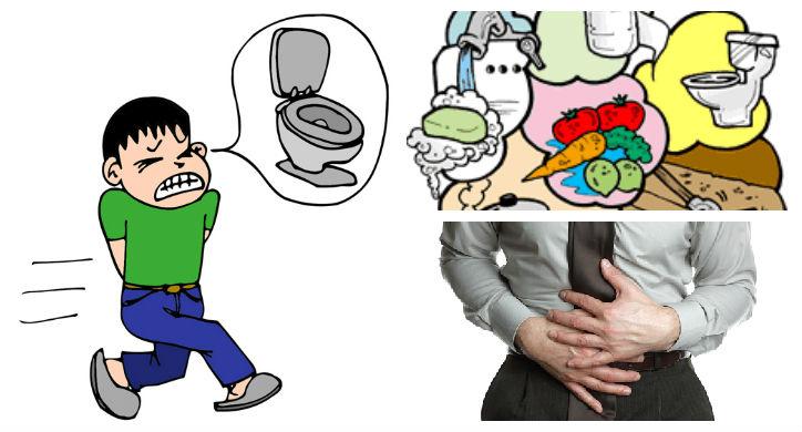 Diarrea, todo lo que necesitas saber sobre ella