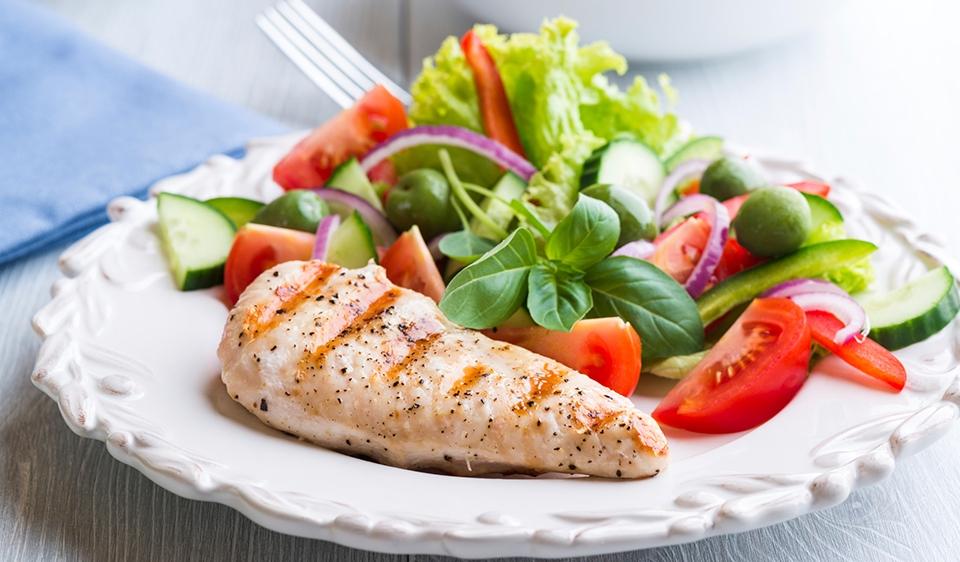 dieta en el sintrom