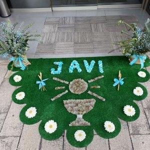 portal comunión Javi