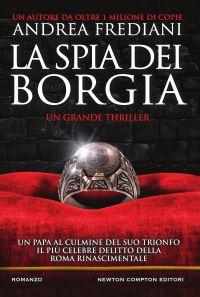 La spia dei Borgia Book Cover