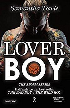 Lover Boy Book Cover