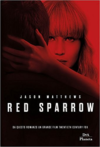 Red Sparrow Book Cover