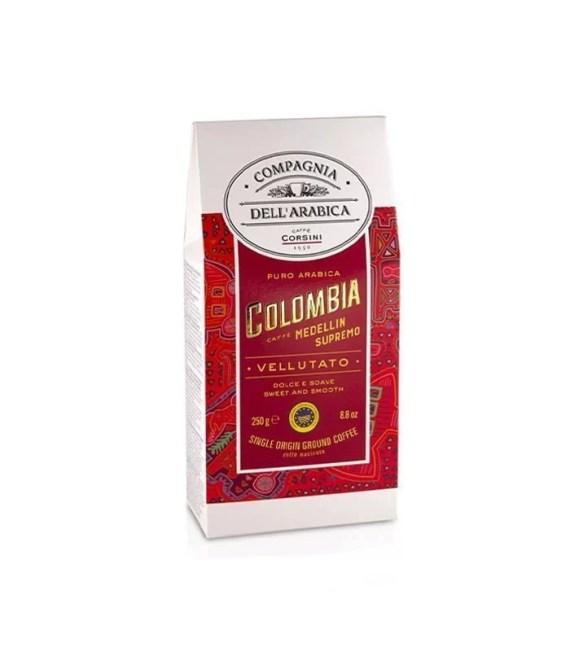 Cafea macinata Colombia Medelin Supremo Corsini