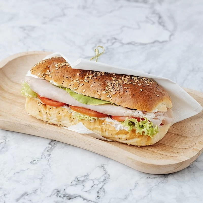 Sandwich cu Prosciuto Cotto