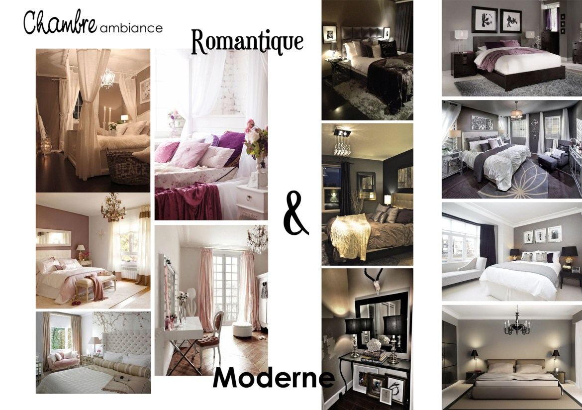 comment cr er une chambre romantique moderne. Black Bedroom Furniture Sets. Home Design Ideas