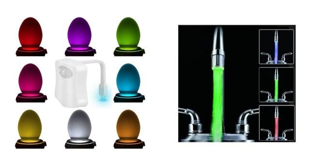 objets déco insolites lumières