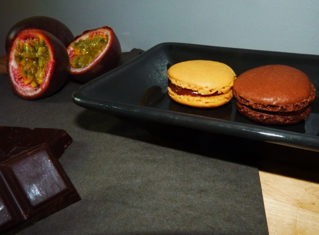 macarons chocopassion