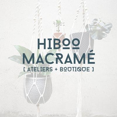 Hiboo macramé