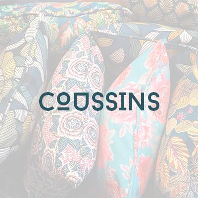 Boutique - coussins