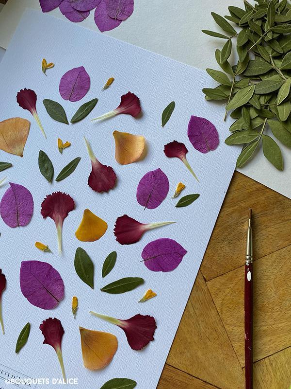Les bouquets d'alice 1